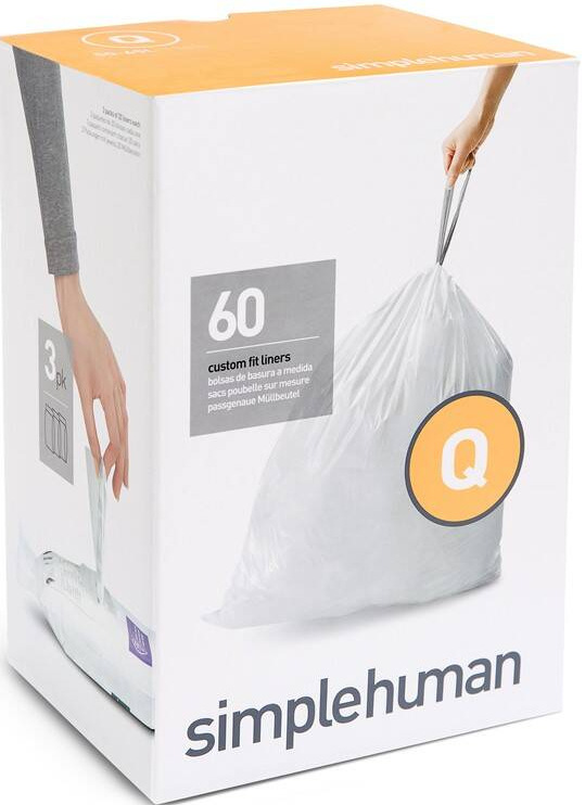 Simplehuman Can Liners CW0264
