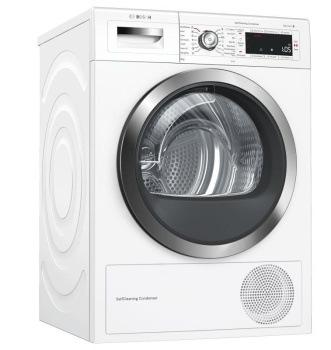 Bosch Serie 6 WTW876WBY, bílá