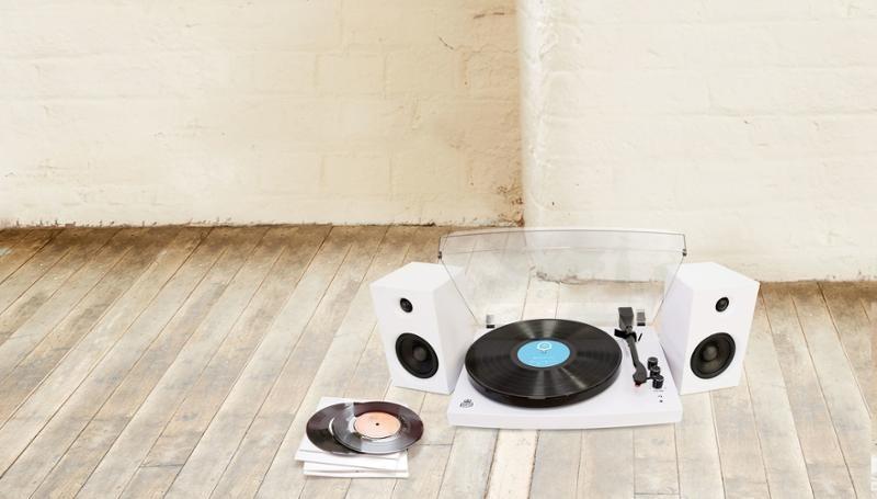 Gramofon na LP desky GPO Piccadilly