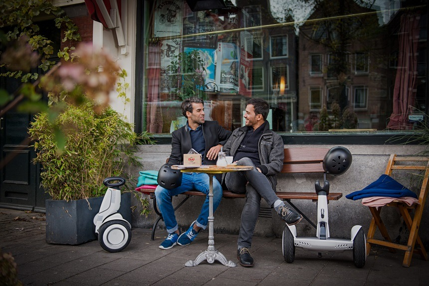Ninebot by Segway S-PLUS