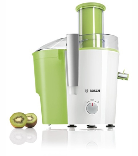 Bosch MES25G0, bílá/zelená