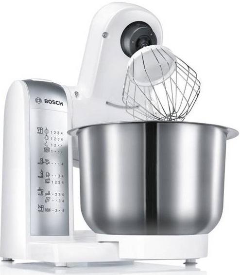 Bosch MUM 4880, šedá/bílá