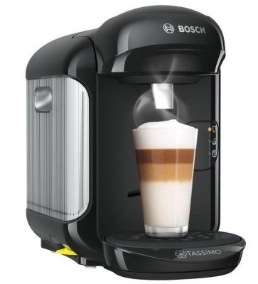 Kávovar na kapsle Bosch Tassimo Vivy 2 TAS1402, černá