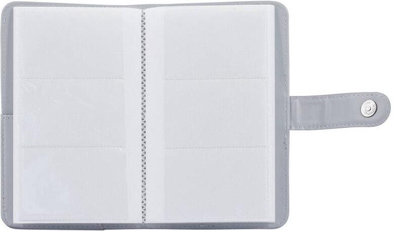Fujifilm Instax Striped Mini - Smoky White