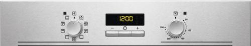 Electrolux EZB3400AOX, nerezová