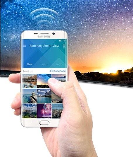 14d161336 Aktivujte aplikaci Samsung Smart View, spárujte Smart TV s vaším chytrým  zařízením nebo počítačem a přenášejte soubory ojedinělou rychlostí s  bezkonkurenční ...