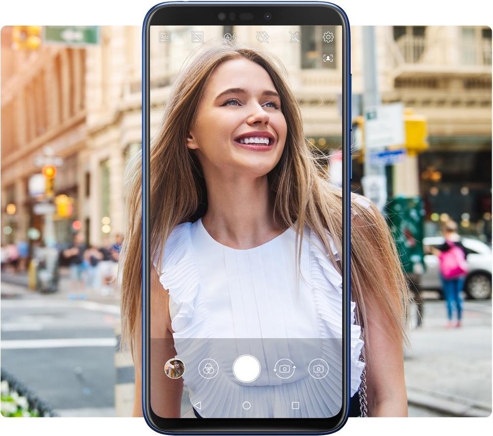 Fotoaparát smartphonu ASUS ZenFone Max M2
