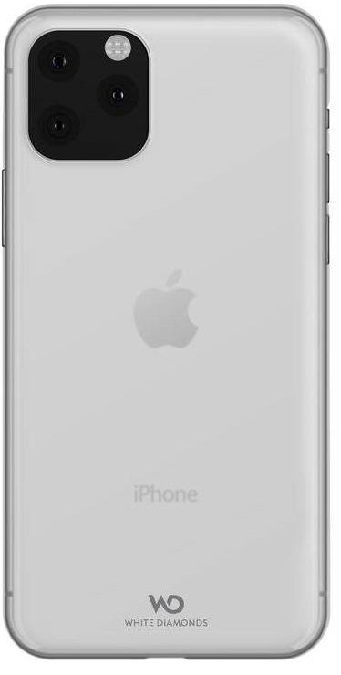 White Diamonds Ultra Thin Iced pro Apple iPhone 11 Pro, průhledná