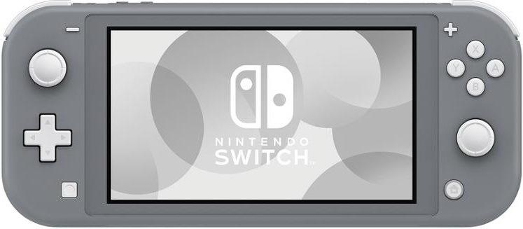 Herní konzole Nintendo Switch Lite, šedá
