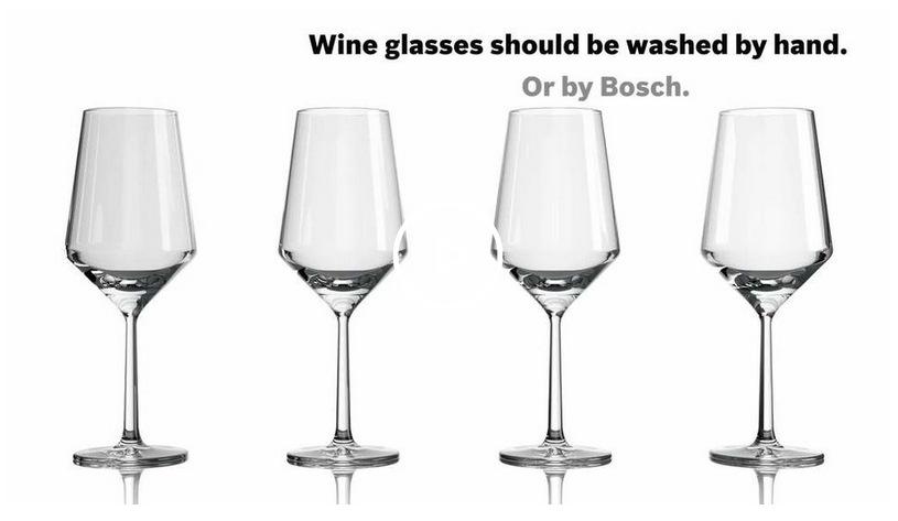 Bosch SMS88TI36E držák na sklenice