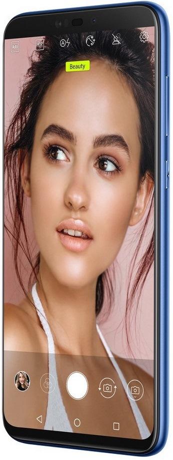 ASUS ZenFone Max M2 (selfie kamera)