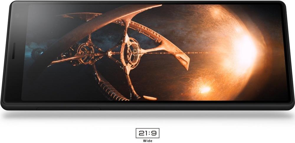 Sony Xperia 10 Plus (displej s poměrem stran 21 : 9)