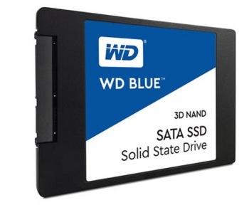 """SSD WD Blue 3D NAND SATA, 2,5"""", 7 mm"""