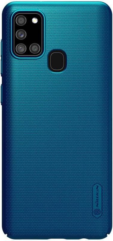 Nillkin Super Frosted pro Samsung Galaxy A21s, modrá