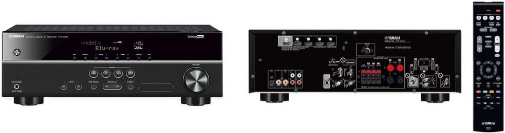 Yamaha HTR-2071 (AV receiver)