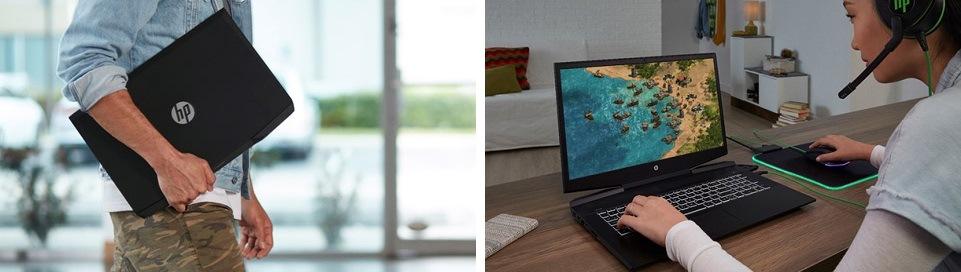 HP Pavilion Gaming 15-dk1022nc