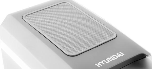 Hyundai HYUMC08, šedá