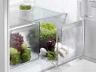 Praktické zásuvky na čerstvé potraviny