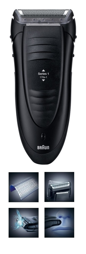 Braun Series 1170s-1