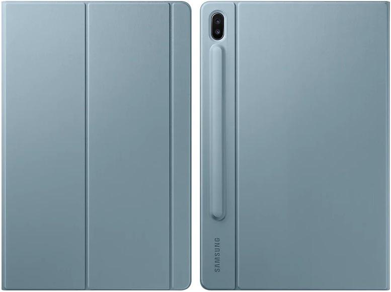 Samsung EF-BT860PAEGWW, pro tablet Samsung Galaxy Tab S6, modrá