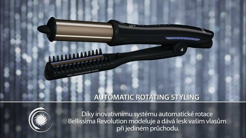 Kulma rotačné Imetec Bellissima Revolution 10761 čierna  e7f9edf6222