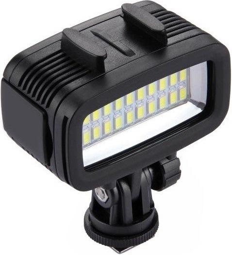Přídavné podvodní světlo DJI pro Osmo series a GoPro, černá