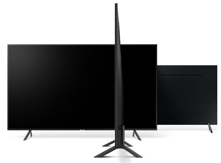 dc596af21 ... Smart TV od společnosti Samsung je vám k službám. V intuitivním menu  One Depth se rychle zorientujete v nabídce pořadů nebo online obsahu, ...