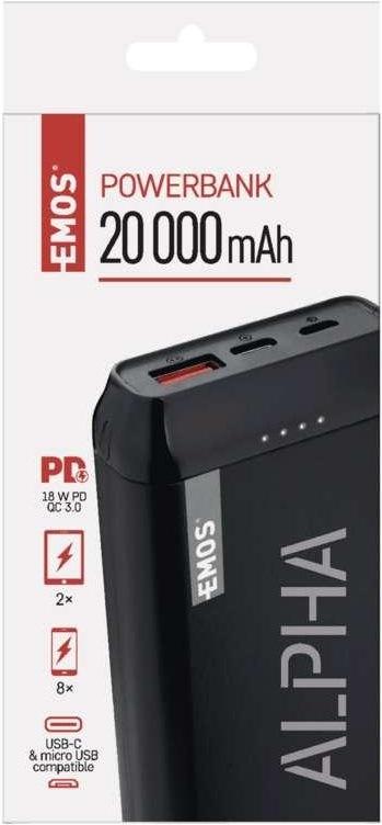 EMOS AlphaQ 10