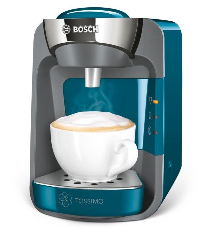 Bosch Tassimo SUNY, modrá