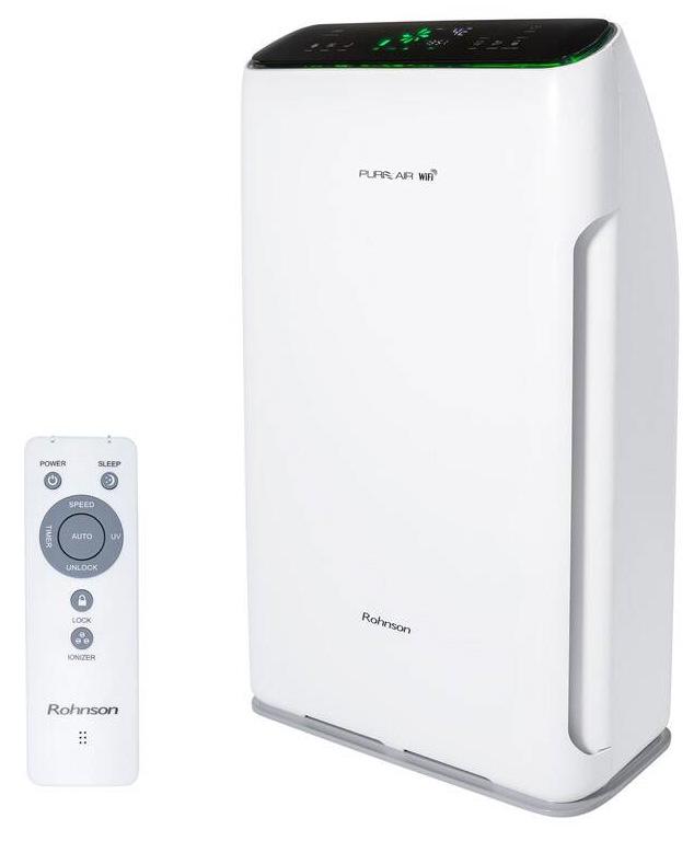 Rohnson R-9700, bílá