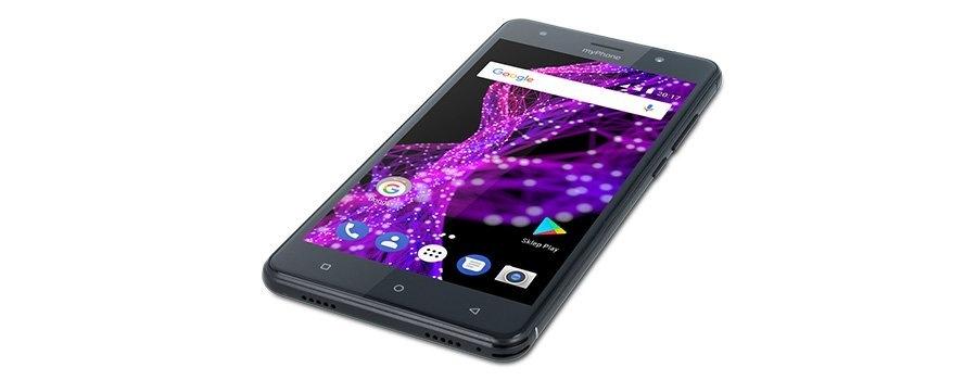 myPhone Prime 2, černá