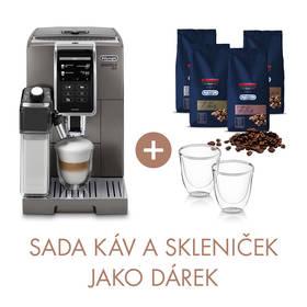 Akce - káva, skleničky