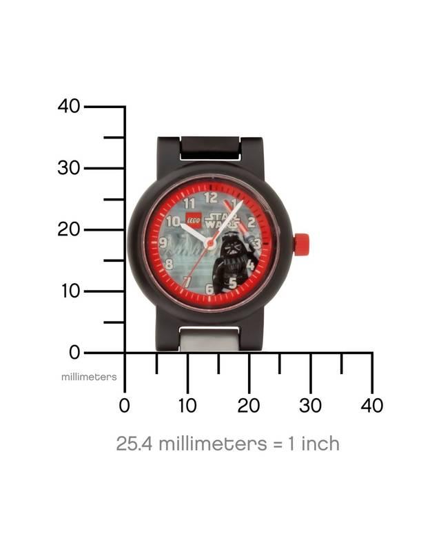 61e5f38e1b5 ... Hodinky LEGO® Watch STAR WARS™ s minifigurkou Darth Vader · Vedlejší  obrázek · Vedlejší obrázek 1 · Vedlejší obrázek 2 · Vedlejší obrázek 3 ·  Vedlejší ...