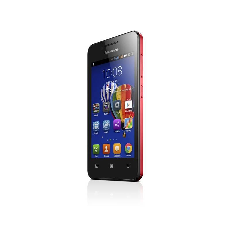 Mobilni Telefon Lenovo A319 P0RQ0029CZ Cerveny