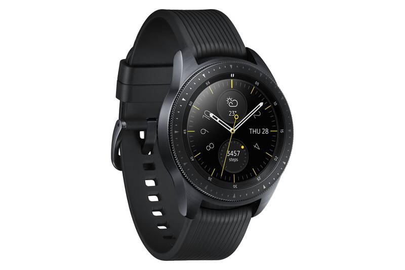 9d143459d1 ... Inteligentné hodinky Samsung Galaxy Watch 42mm (SM-R810NZKAXEZ) čierne  · Vedlejší obrázek · Vedlejší obrázek 2 ...