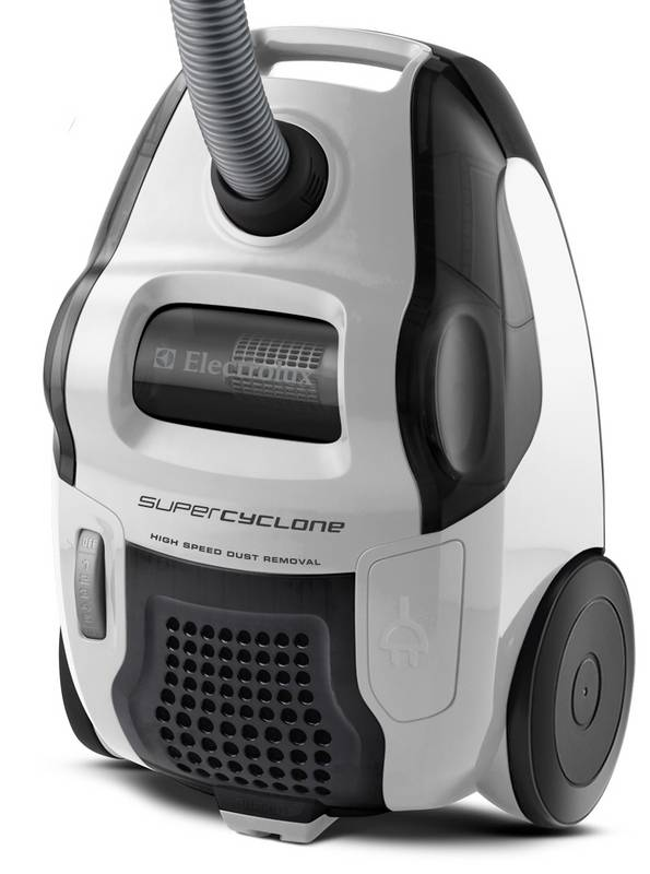 87d4a77c6 Vysávač podlahový Electrolux SuperCyclone ZSC6910 čierny/biely | HEJ.sk