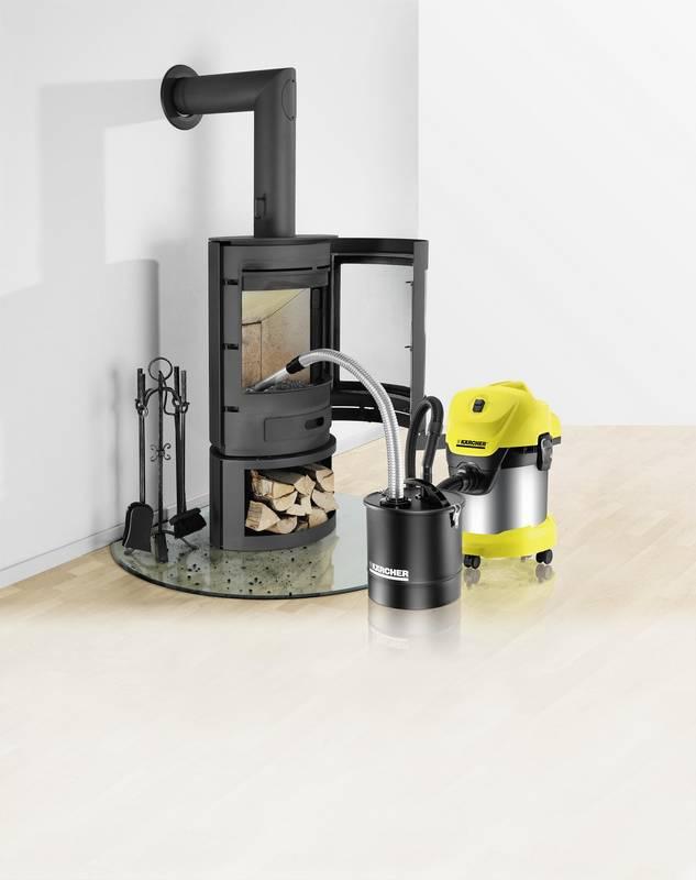 vysava v ce elov k rcher wd3 premium fireplace kit. Black Bedroom Furniture Sets. Home Design Ideas
