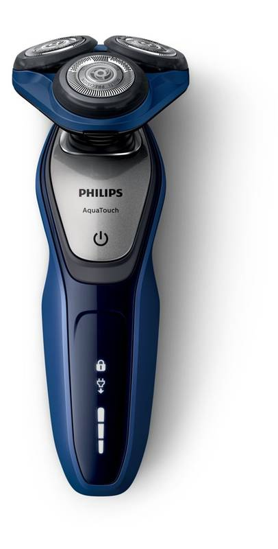 Holiaci strojček Philips Série 5000 S5600 41 sivý  5d98b542586