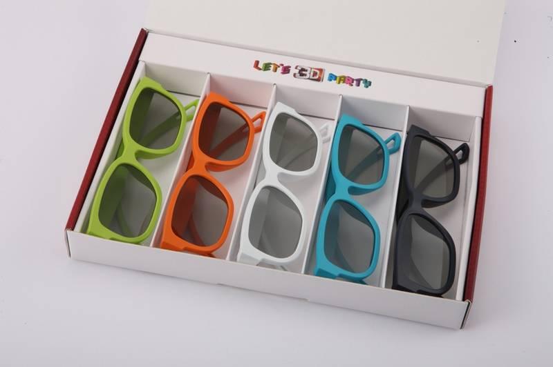 6b73fb5fe 3D okuliare LG AG-F215, matné, Party Pack - 5ks | HEJ.sk