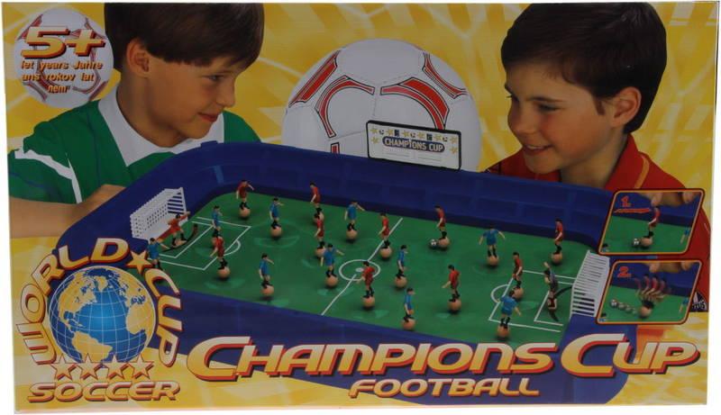 de04766a581df Stolný futbal Chemoplast Champion Stolný futbal Chemoplast Champion ·  Vedlejší obrázek 2; Vedlejší obrázek 3 ...