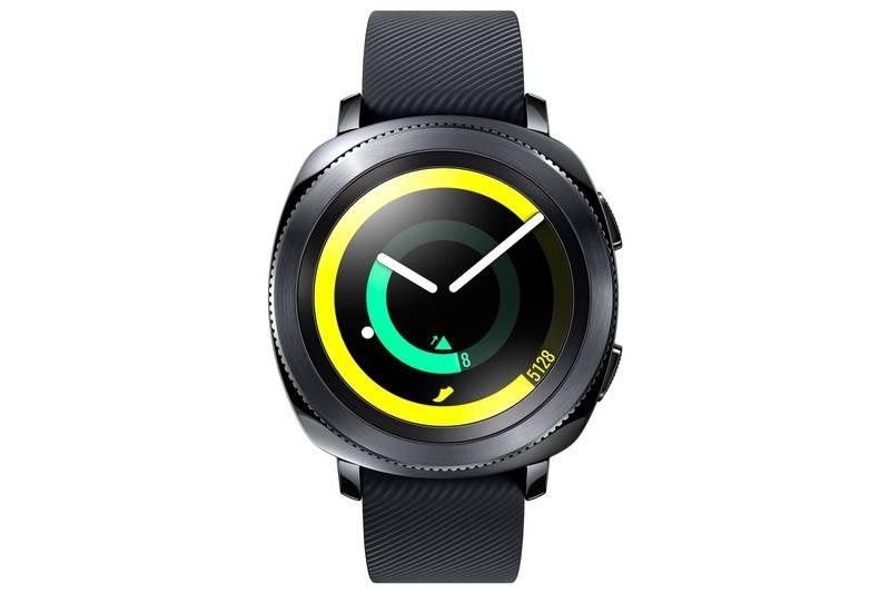 7df6474a280 ... Chytré hodinky Samsung Gear Sport (SM-R600NZKAXEZ) čierny · Vedlejší  obrázek · Vedlejší obrázek 1 ...