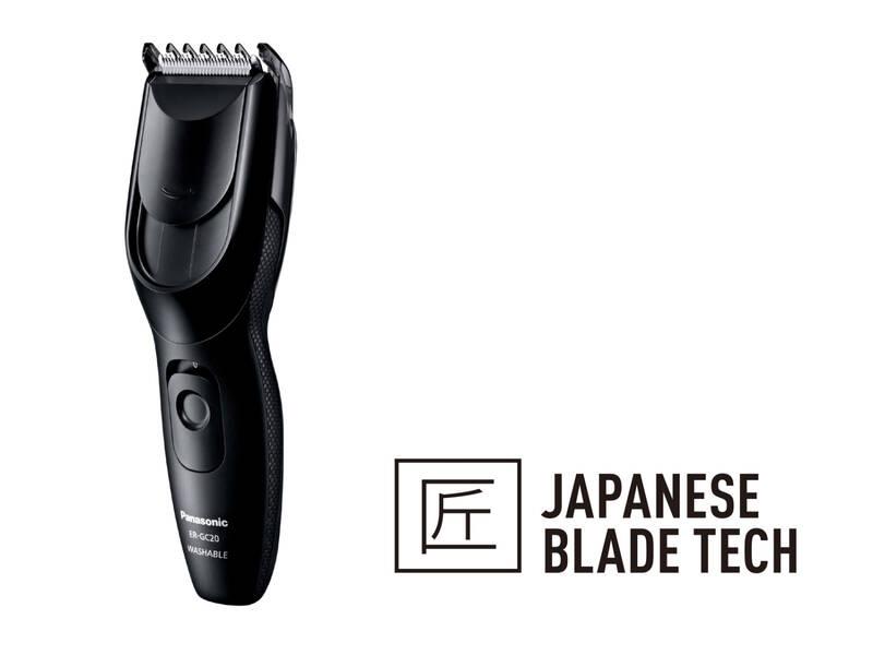 ... Zastrihávač vlasov Panasonic ER-GC20-K503 čierny · Vedlejší obrázek ·  Vedlejší obrázek 2 ... b8b20cd839c