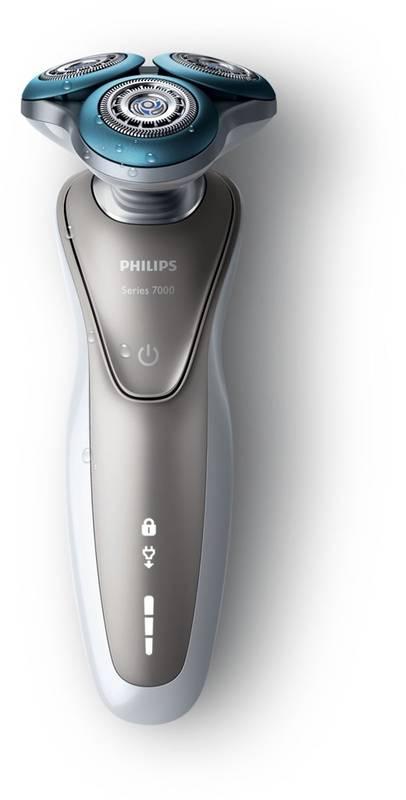Holiaci strojček Philips Série 7000 S7510 41 strieborný  8211c52ffab