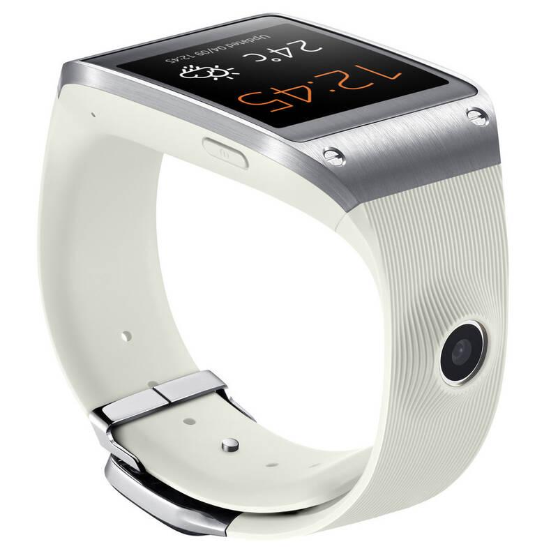 ... Chytré hodinky Samsung Galaxy Gear V700 (SM-V7000ZWAXEZ) bílé ·  Vedlejší obrázek · Vedlejší obrázek 2 ... 34aaa011f1