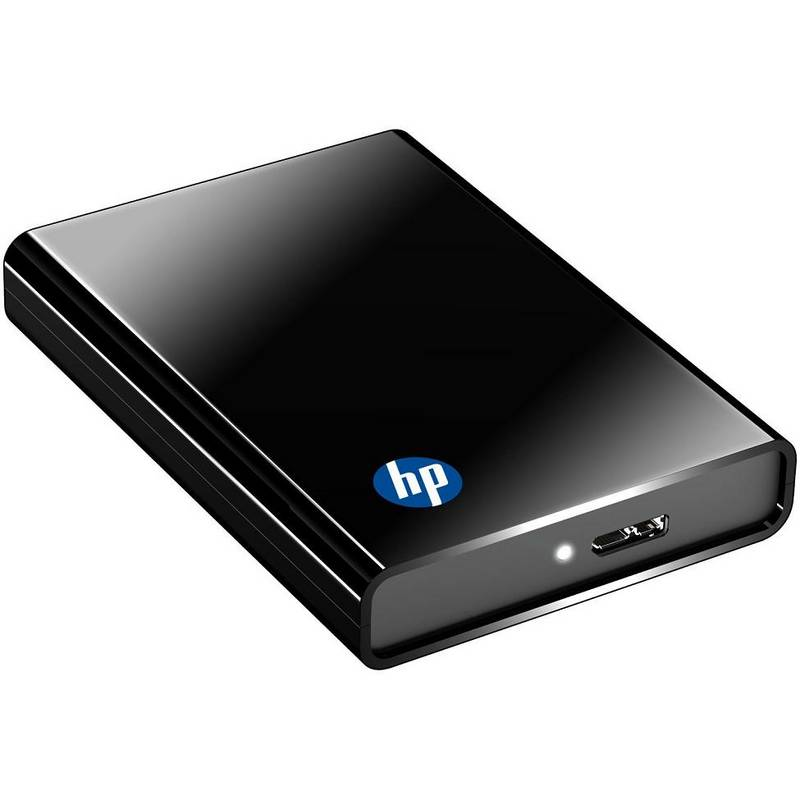 Extern pevn disk hp hp portable drive 500gb - Porta hard disk esterno 2 5 ...