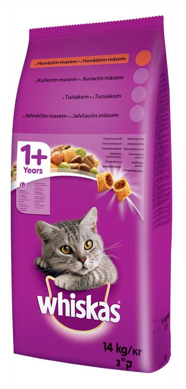 ... Whiskas Cat Adult hovězí 14 kg · Vedlejší obrázek b7ed12b0fd3