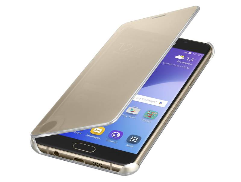 Чехол Samsung Galaxy A7 2017 X-Level Vintage Black 15430