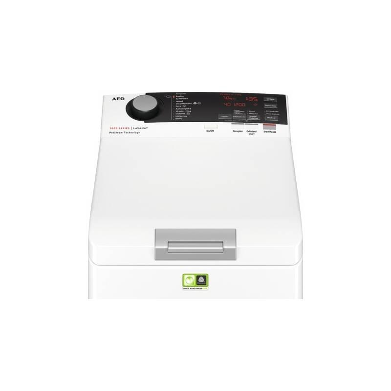 8c601ab21 ... Automatická práčka AEG ProSteam® LTX7E272C biela · Vedlejší obrázek ...