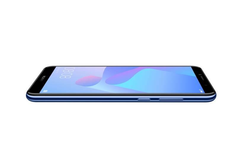 20643d00cd4be ... Mobilní telefon Huawei Y6 Prime 2018 Dual SIM (SP-Y6P18DSLOM) modrý ·  Vedlejší obrázek  Vedlejší obrázek 1 ...