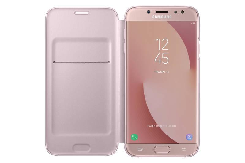 ... Pouzdro na mobil flipové Samsung Wallet Cover pro J5 2017 (EF-WJ530C) (  · Vedlejší obrázek ... d8044e8f3ac